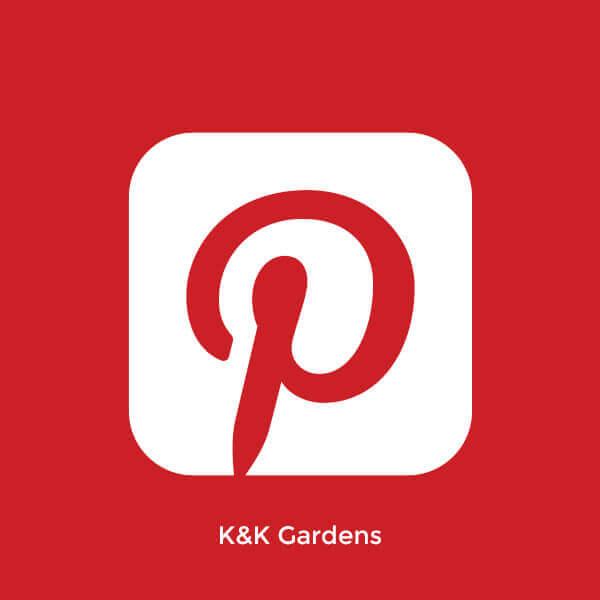 K&K Gardens Pinterest