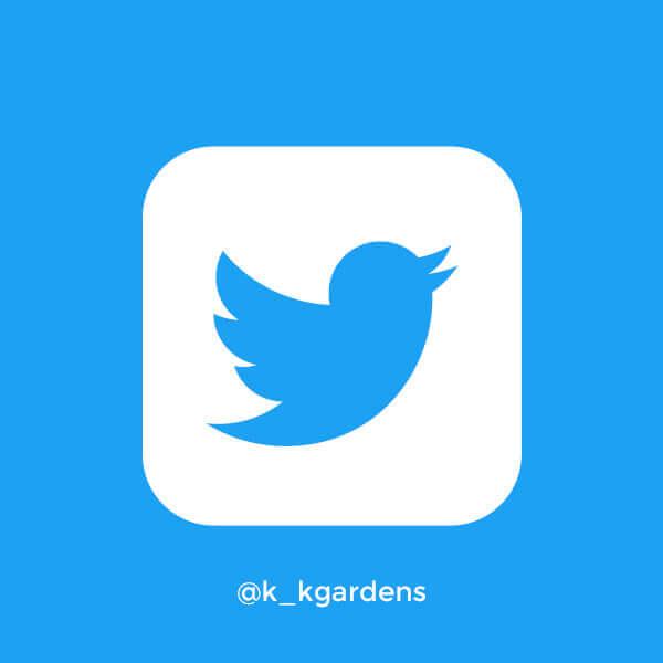 K&K Gardens Twitter @k_kgardens